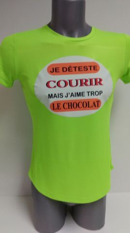 IMPRESSION SUR TEE-SHIRT